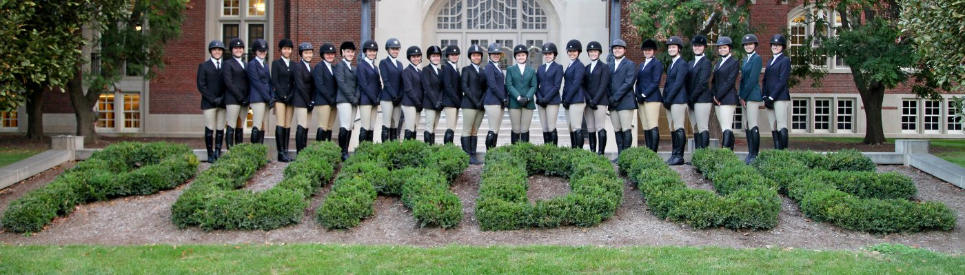 The Purdue Equestrian Team